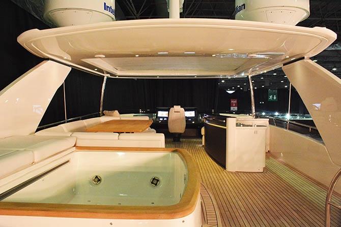 21 milyonluk tekne Princess 88 8