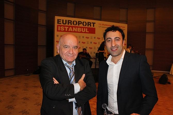 Denizcilik sektörü Europort Resepsiyonu'nda biraraya geldi 13