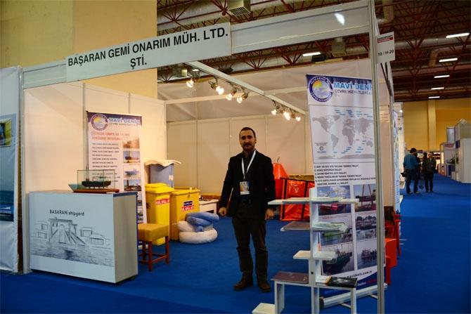 Türk Denizcilik Sektörü Europort'taydı 13