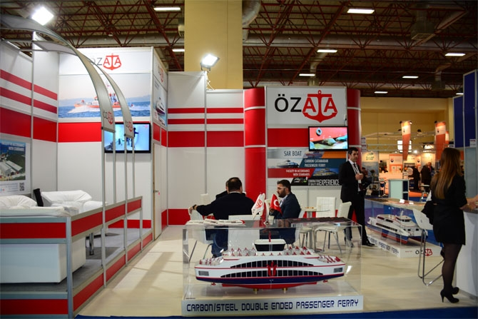 Türk Denizcilik Sektörü Europort'taydı 17