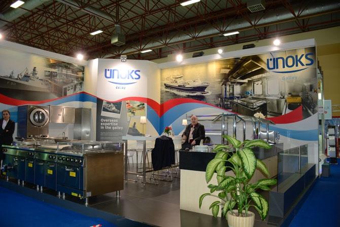 Türk Denizcilik Sektörü Europort'taydı 23