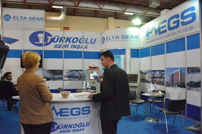 Türk Denizcilik Sektörü Europort'taydı 25