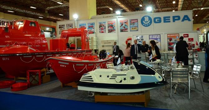 Türk Denizcilik Sektörü Europort'taydı 9