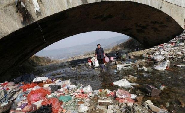 Endüstriyel kirlilik dünya sularını tehdit ediyor 1