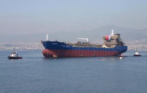 """Yunanlılara Türkiye""""den dev tanker 12"""
