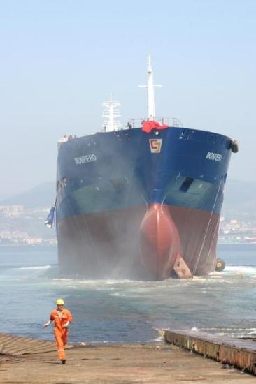 """Yunanlılara Türkiye""""den dev tanker 2"""