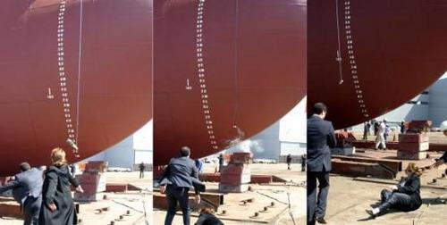 """Yunanlılara Türkiye""""den dev tanker 9"""