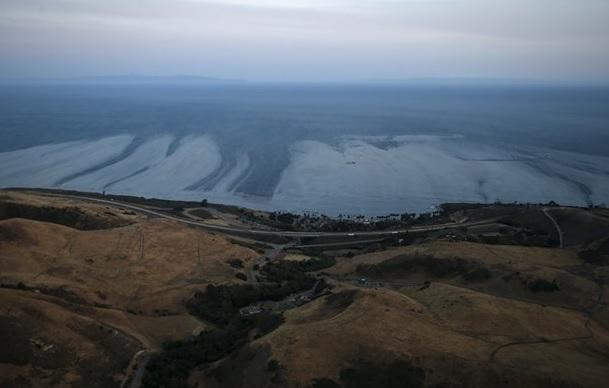 21 bin galon petrol okyanusa sızdı 7