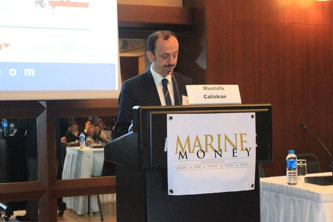 12.Marine Money İstanbul Ship Finance Forum 2