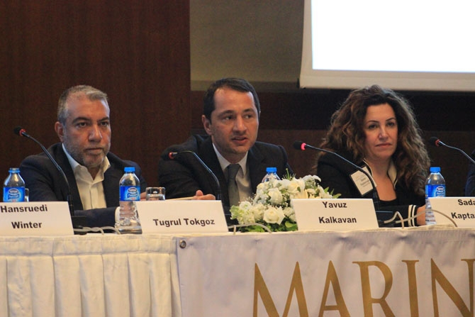 12.Marine Money İstanbul Ship Finance Forum 6