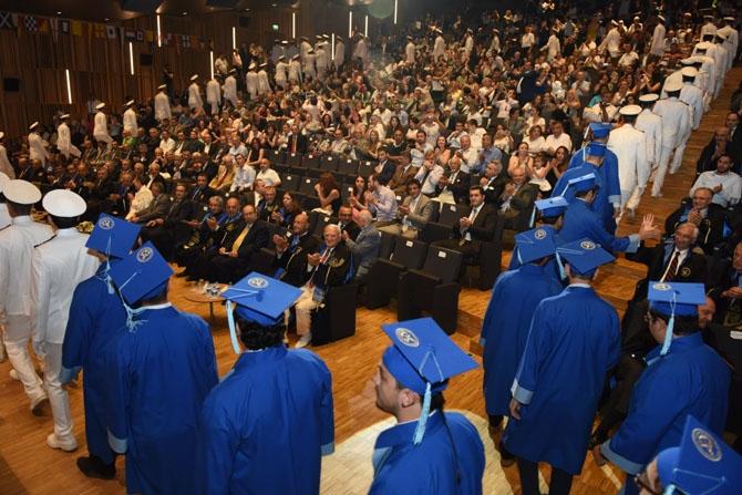 PRÜ ikinci dönem mezunlarını verdi 2