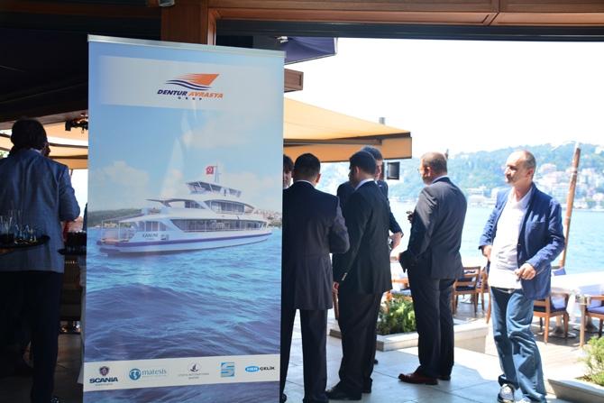 DENTUR Avrasya yeni gemileri için Scania ile anlaştı 1