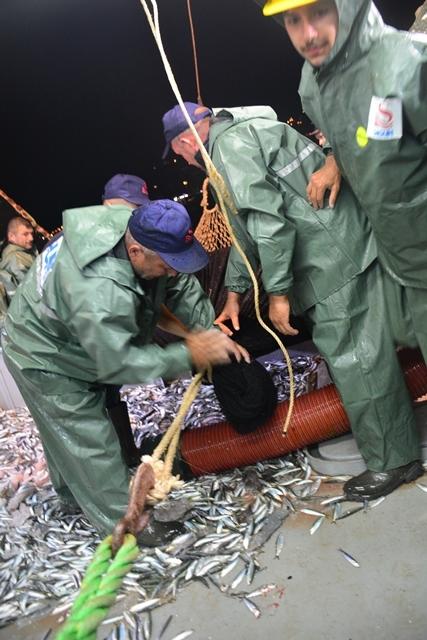 """Balıkçılar """"Vira Bismillah"""" dedi 18"""