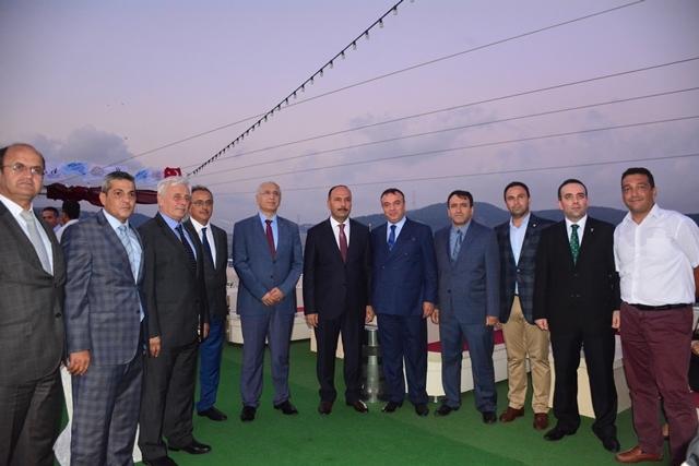 """Balıkçılar """"Vira Bismillah"""" dedi 2"""