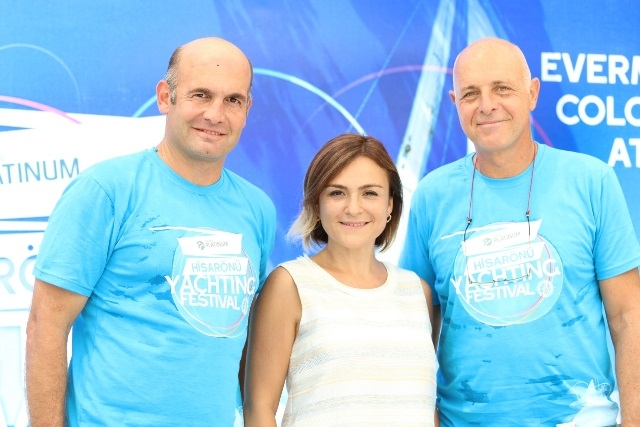 Turkcell Platinum Hisarönü Yat Festivali sona erdi 14