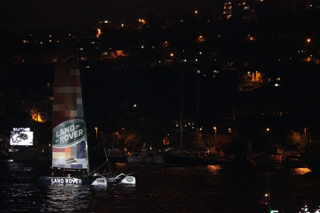 Boat Show, tekneleri 'Tekne defilesi' ile görücüye çıkardı 1