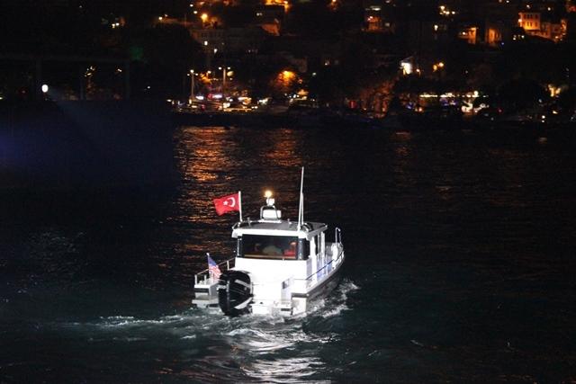 Boat Show, tekneleri 'Tekne defilesi' ile görücüye çıkardı 3