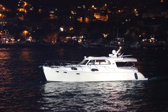 Boat Show, tekneleri 'Tekne defilesi' ile görücüye çıkardı 4