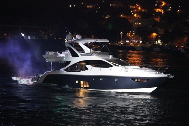 Boat Show, tekneleri 'Tekne defilesi' ile görücüye çıkardı 6