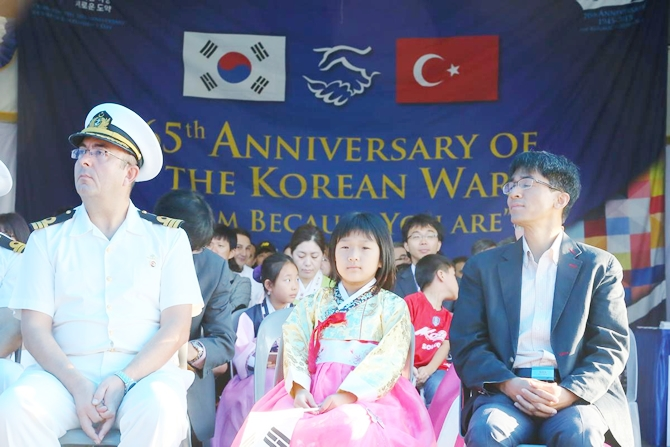 Kore Donanması'na ait iki gemi İzmir'e geldi 6