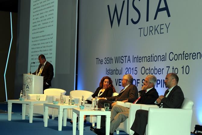 Uluslararası WISTA Konferansı İstanbul'da gerçekleşti 11