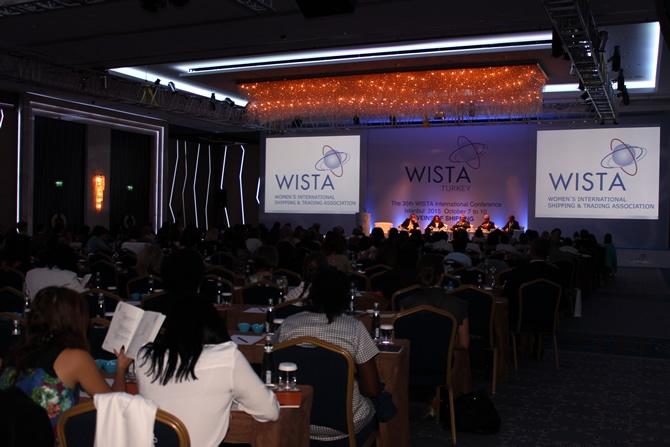 Uluslararası WISTA Konferansı İstanbul'da gerçekleşti 14