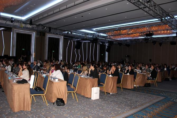 Uluslararası WISTA Konferansı İstanbul'da gerçekleşti 16