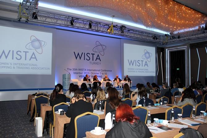 Uluslararası WISTA Konferansı İstanbul'da gerçekleşti 17