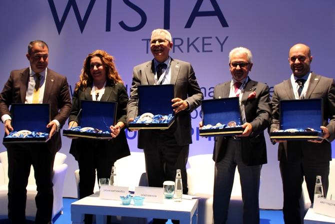 Uluslararası WISTA Konferansı İstanbul'da gerçekleşti 18
