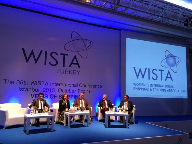 Uluslararası WISTA Konferansı İstanbul'da gerçekleşti 23