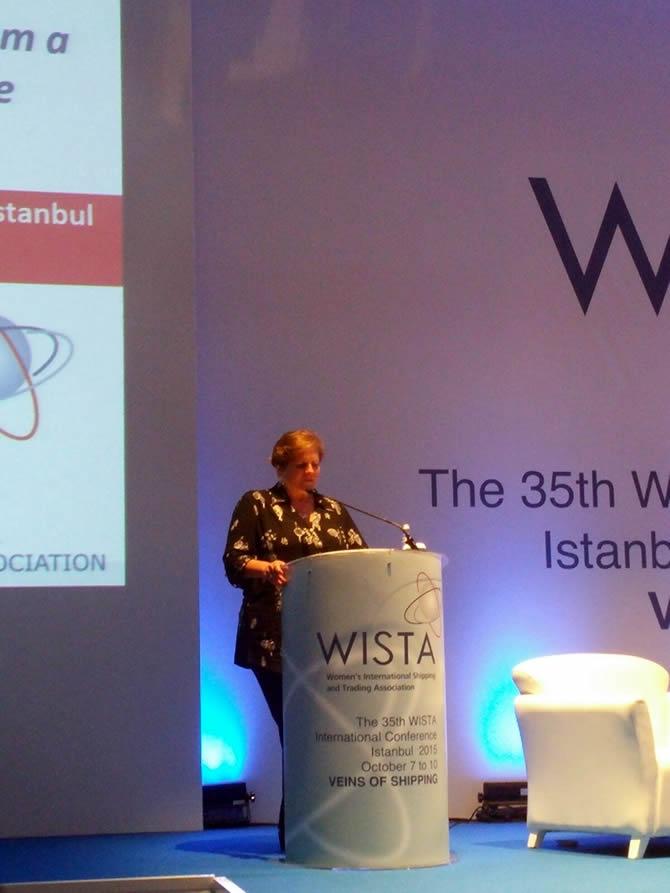 Uluslararası WISTA Konferansı İstanbul'da gerçekleşti 24