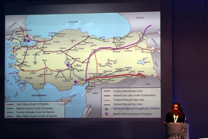 Uluslararası WISTA Konferansı İstanbul'da gerçekleşti 4