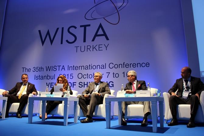 Uluslararası WISTA Konferansı İstanbul'da gerçekleşti 5