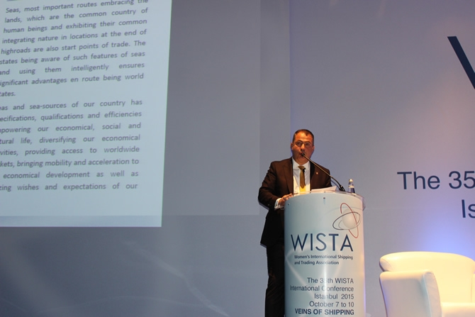 Uluslararası WISTA Konferansı İstanbul'da gerçekleşti 8