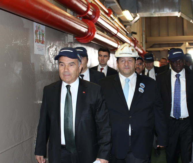 Karadeniz Powership, Gana ve Endonezya'yı da aydınlatacak 1