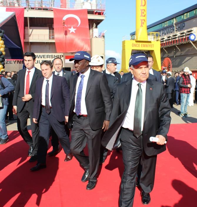 Karadeniz Powership, Gana ve Endonezya'yı da aydınlatacak 11