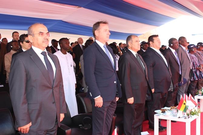 Karadeniz Powership, Gana ve Endonezya'yı da aydınlatacak 14