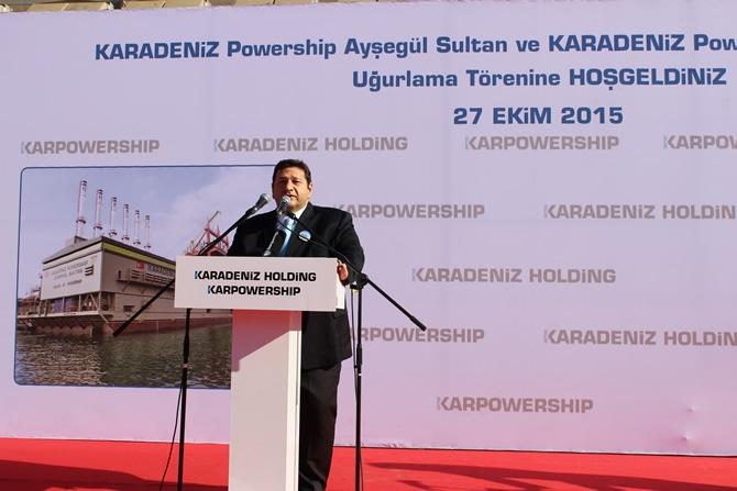Karadeniz Powership, Gana ve Endonezya'yı da aydınlatacak 19