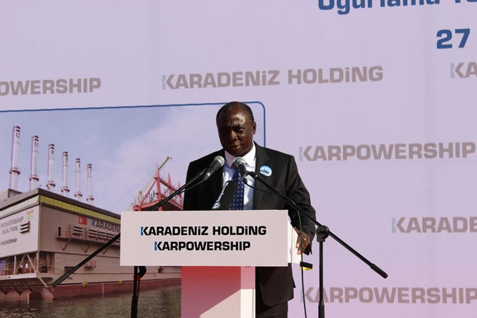 Karadeniz Powership, Gana ve Endonezya'yı da aydınlatacak 20
