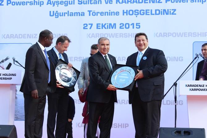 Karadeniz Powership, Gana ve Endonezya'yı da aydınlatacak 22