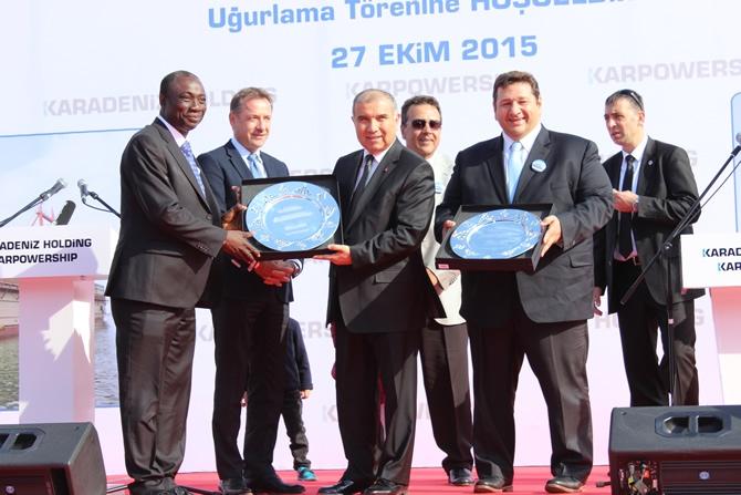 Karadeniz Powership, Gana ve Endonezya'yı da aydınlatacak 23