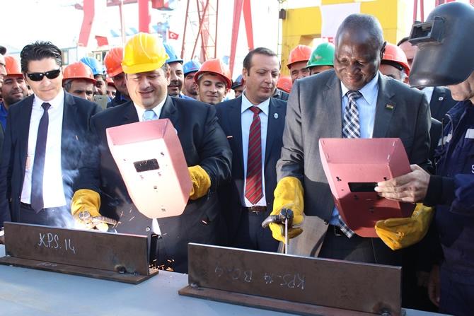 Karadeniz Powership, Gana ve Endonezya'yı da aydınlatacak 27
