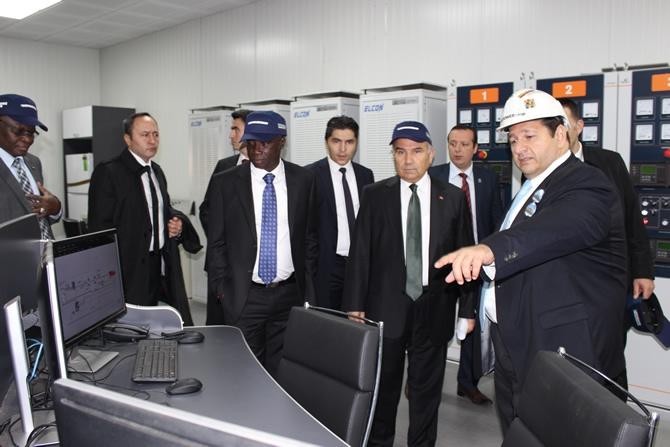 Karadeniz Powership, Gana ve Endonezya'yı da aydınlatacak 6