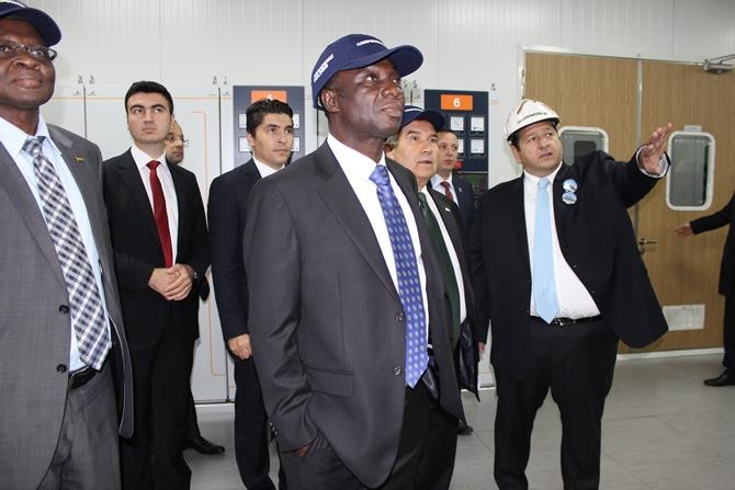 Karadeniz Powership, Gana ve Endonezya'yı da aydınlatacak 7