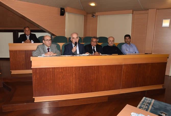 Türk Gemiadamlarının uluslararası istihdamı toplantısı gerçekleşti 1