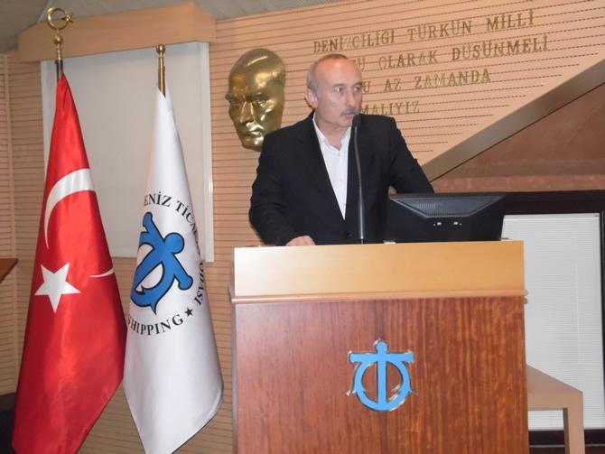 Türk Gemiadamlarının uluslararası istihdamı toplantısı gerçekleşti 10
