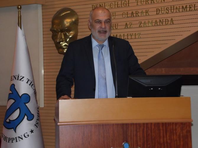 Türk Gemiadamlarının uluslararası istihdamı toplantısı gerçekleşti 11