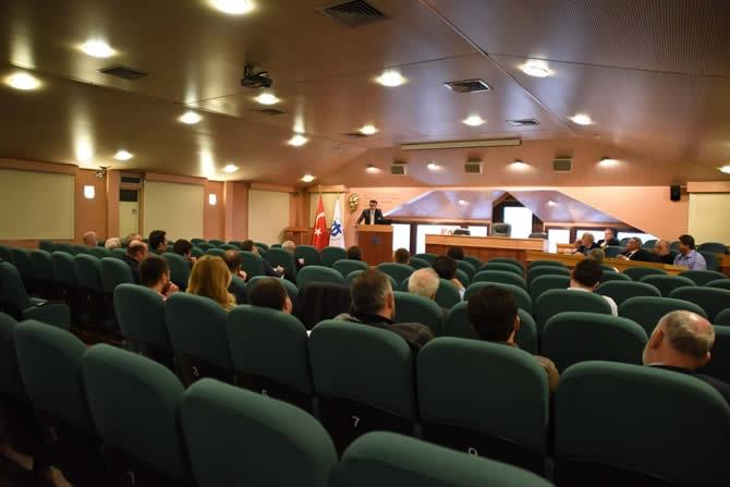 Türk Gemiadamlarının uluslararası istihdamı toplantısı gerçekleşti 3