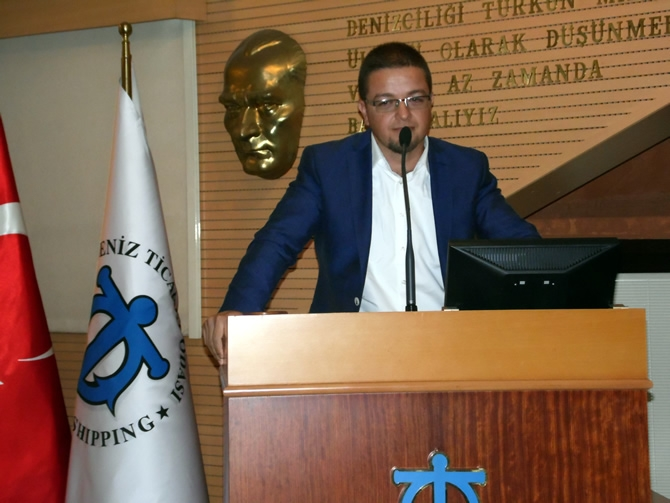 Türk Gemiadamlarının uluslararası istihdamı toplantısı gerçekleşti 7