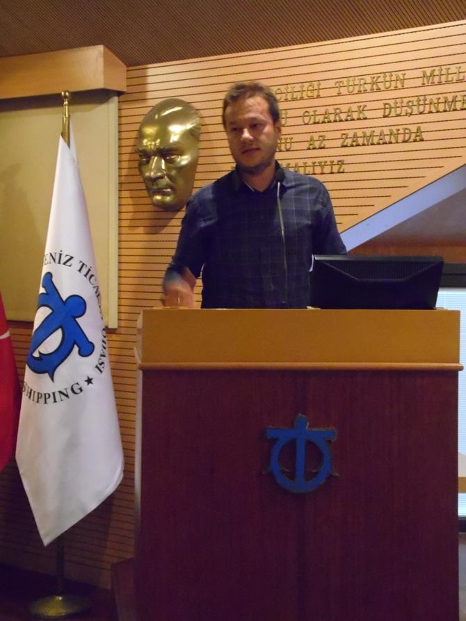 Türk Gemiadamlarının uluslararası istihdamı toplantısı gerçekleşti 9